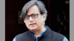 'Vituperative mudslingling': Tharoor slams Pakistan for raising Kashmir issue at IPU
