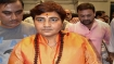 BJP MP Sadhvi Pragya Singh Thakur once again calls Mahatma Gandhi's  assassin 'patriot'