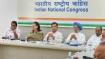 Maha polls: Ashok Chavan, Balasaheb Thorat among Congress's first list of 51 candidates