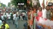 BJP protests after Babul Supriyo roughed up at JU; SFI takes out counter march