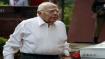 Eminent jurist Ram Jethmalani cremated at Lodhi Road crematorium