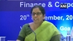 Govt proposes to slash corporate tax rates, says Nirmala Sitharaman
