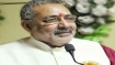 'If Delhi is to be saved from Islamic State': Giriraj Singh urges people to vote for BJP