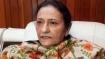 Azam Khan's wife Tazeen Fatima declared candidate for Rampur seat
