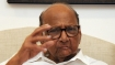 NCP chief Sharad Pawar meets striking employees of HAL
