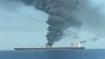 Iran-owned oil tanker 'hit by two rockets' near Saudi Arabia port