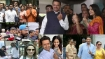 Maha polls: Eminents personalities Madhuri Dixit to CM Devendra Fadnavis cast their votes