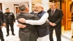 Modi in Saudi Pics: PM meets Environment, Labour ministers