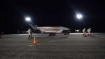 Air Force's mystery X-37B space plane lands, ends 2-year mission