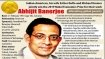 Abhijit Banerjee: Erudite economist's remarkable journey from Kolkata to Massachusetts