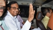 Chidambaram joins coveted club: BJP jibes after he gets bail