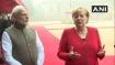 Angela Merkel to remain seated during National Anthems