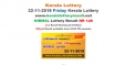 Kerala State Lottery Today Result: Nirmal NR-148 official result