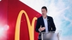 McDonald's announces CEO forced out over 'consensual relationship' with employee