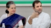 Uproar in Parliament over withdrawal of SPG cover to Rahul, Sonia Gandhi