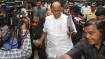 NCP chief Sharad Pawar briefs media on political situation in Maharashtra