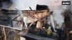 Massive fire breaks out at Siliguri toy godown