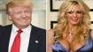 Porn actress fights Donald Trump request for settlement dollars