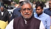 At NDA's swearing-in ceremony, Sushil Modi looked dejected