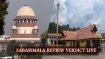 Sabarimala review verdict LIVE: SC judgment on Thursday