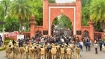 Tension continues around AMU: 26 people released