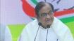 Back from Tihar, P Chidambaram says Govt incapable of reversing slowdown