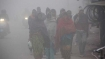 Dense fog disrupts train movement in Delhi; air quality 'very poor'