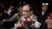 P Chidambaram meets Sonia Gandhi after leaving Tihar jail, will address media on Thursday