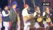 He has the moves: Watch Rahul Gandhi shaking a leg at the tribal dance festival