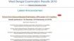 Direct link to check Calcutta University Result 2019 for B.Com Part 1 exam