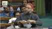 Owaisi rips the Citizenship bill in LS saying it seeks to make Muslims 'stateless'