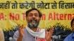 Assam Polls: Yogendra Yadav meets Akhil Gogoi, says goal is to defeat BJP