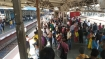 On Day 1, Central Railway's first AC local train delayed after stampede-like scene at Thane station