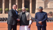 Brazilian President, PM Modi hold talks to boost ties, ink 15 pacts