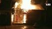 BJP's Salanpur in Asansol office set ablaze, party blames TMC