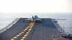 Naval version of Tejas successfully takes off from aircraft carrier INS Vikramaditya