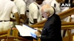 Amid opposition walkout, Kerala Governor reads out 'anti-CAA' para in assembly