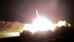 Iran claims missile strikes on US airbase in Iraq