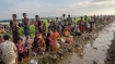 Bangladesh steps up security along border with Myanmar to prevent influx of Rohingyas