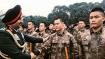 Northern Army Commander on a rare visit to China's Xinjiang