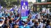 Bhim Army chief Chandrashekhar Azad leads 'Arakshan Bachao' march in Delhi