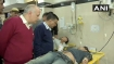 Kejriwal, Sisodia visit GTB Hospital to meet those injured in violence