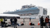 Love boat: Passengers celebrate Valentine's Day on quarantined Diamond Princess cruise