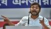 Delhi govt gives nod to prosecute Kanhaiya Kumar in sedition case
