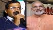 Kejriwal invites Modi for his swearing-in ceremony on Sunday