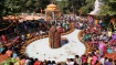Devotees across the nation throng Shiva temples to offer prayers on Maha Shivratri