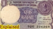 All you need to know about new Re 1 note