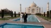 Incredible, impressed, emotional: The various moods of Trump at the Taj Mahal