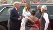 Watch: Donald Trump accorded ceremonial welcome at Rashtrapati Bhavan