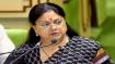 Vasundhara Raje meets Rajnath Singh amid Rajasthan political crisis